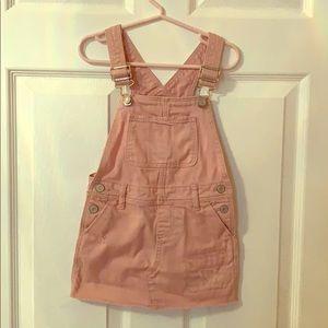Gap skirt jumper pink